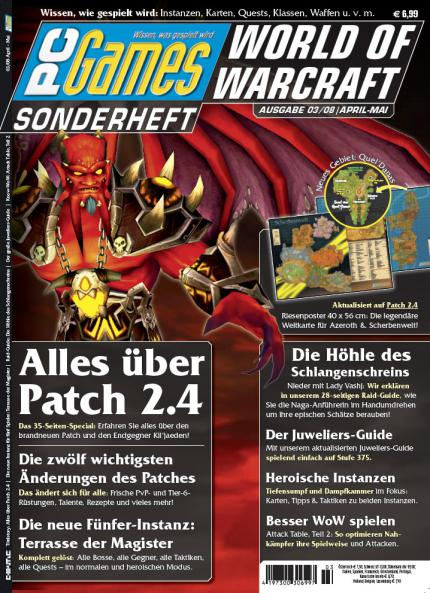 World Of Warcraft Morgen Kommt 2 4 Gamesaktuell Games Fun