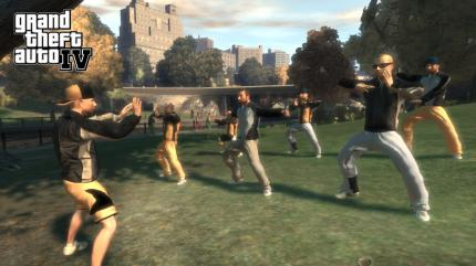 GTA IV: Aktuelle Preview mit Multiplayer-Infos!