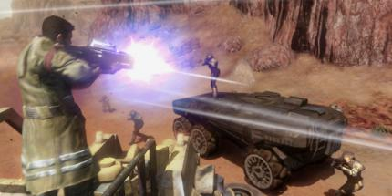 Red Faction: Guerilla