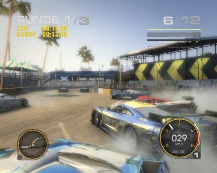 Test/Review - Race Driver: GRID
