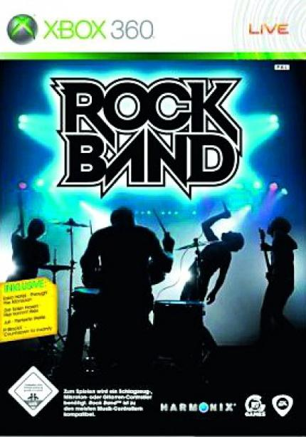 Roadrunner-Songpaket für Rock Band