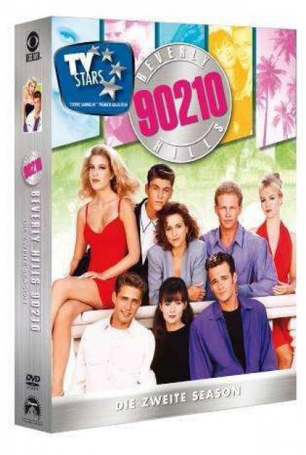 Ab 15. August 2008 auf DVD: Beverly Hills, 90210 - Staffel 2.