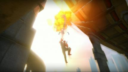 Bionic Commando: Neue Bilder vom Spiderman-Killer
