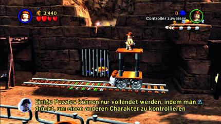 Test/Review: LEGO Indiana Jones