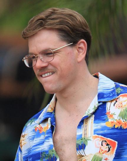 "Oh Gott! Neue Bilder von Matt Damon in ""The Informant"""