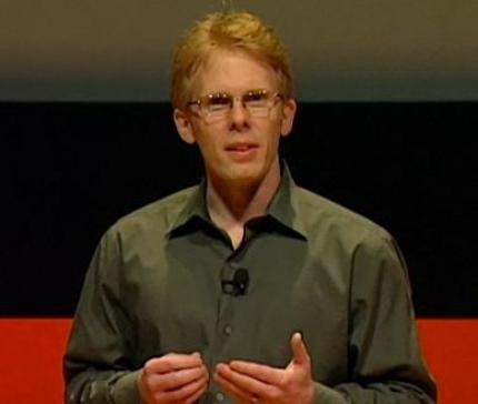 John Carmack, CEO von id Software.
