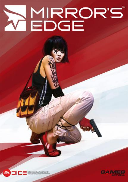 Mirror's Edge: Exklusiver DC-Comic!