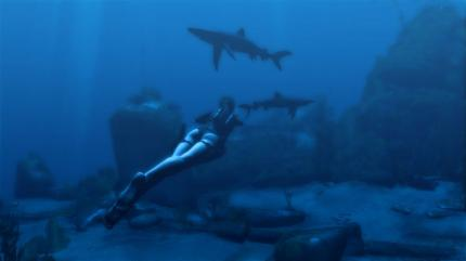 Unterwasser: Tomb Raider Underworld
