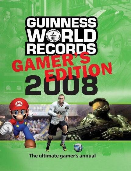 Guinness World Records 2008: Gamer's Edition