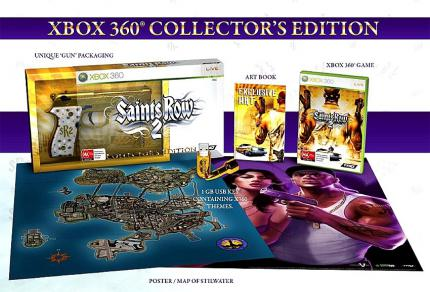 Saints Row 2: Collector's Edition enthüllt