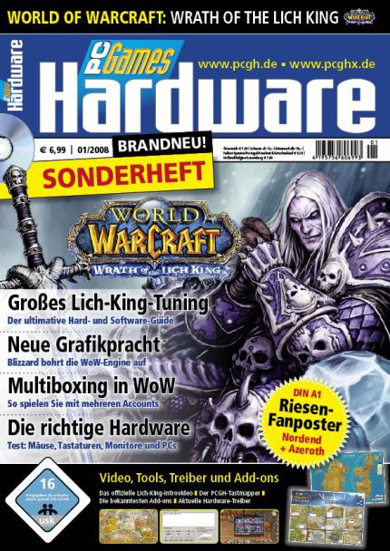 WoW: Wrath Of The Lich King-Sonderheft