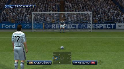 Pro Evolution Soccer 2009: Original Mannschaftsnamen