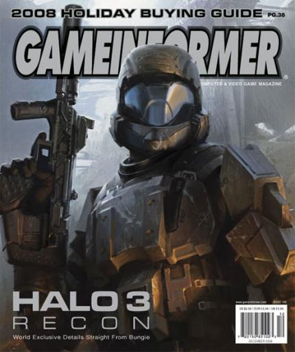 Halo 3: Recon - Game Informer