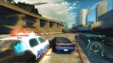 Cops in Need for Speed: Underground