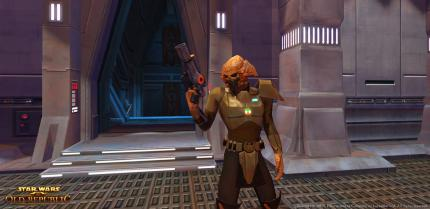 Star Wars - The Old Republic: 7 neue Screenshots