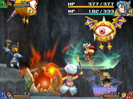 Auch Final Fantasy Crystal Chronicles: Echoes of Time setzt auf Mehrspielerspaß.