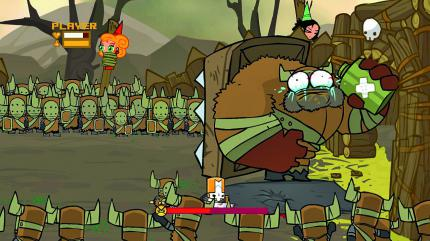 Castle Crashers: PS3-Version so gut wie fertig