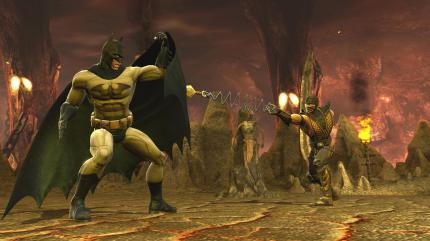 Mortal Kombat vs. DC Universe: Cheat-Codes
