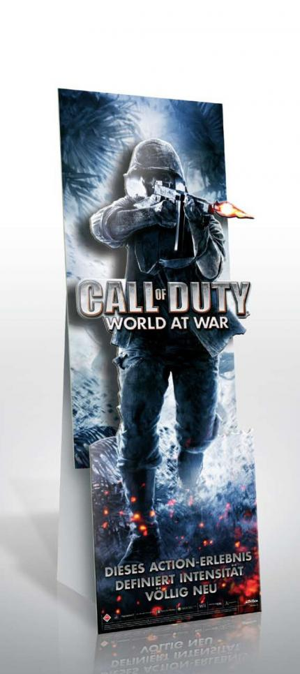 Fettes Gewinnspiel zu Call of Duty: World at War