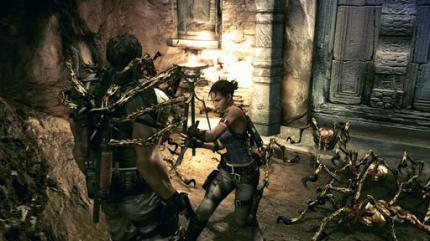 Resident Evil 5: Monströser neuer Trailer + Screenshots