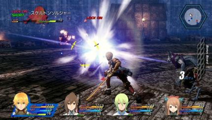 Review zu Star Ocean: The Last Hope
