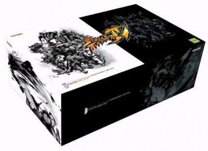 Der Street Fighter IV Fightstick Tournament-Edition von MadCatz.