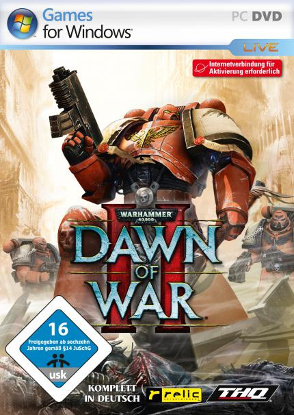 Warhammer 40k: Dawn of War 2 - Packshot