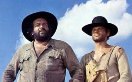 Bud Spencer, Terence Hill (Quelle: photobucket)