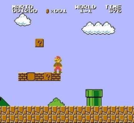 Super Mario Brothers: ein Vorbote des modernen Recyclings?
