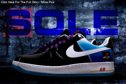 Nike Playstation 2 Air Force 1