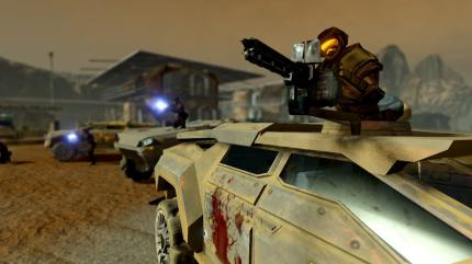 Red Faction: Guerilla Preview