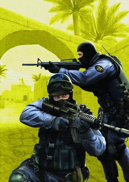 Video zur Eltern-LAN mit Counter-Strike in Hamburg