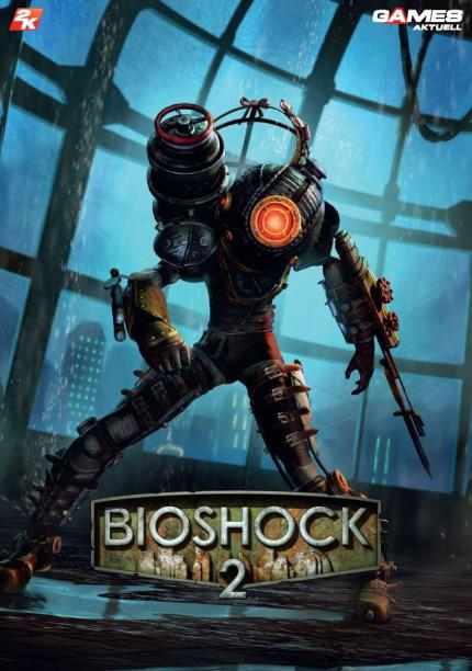 BioShock 2: Sea of Dreams - als Poster in der Games aktuell