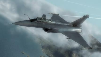 Tom Clancy's HAWX - Rafale