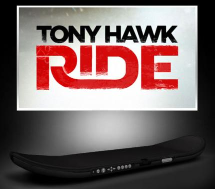 Tony Hawk RIDE: Preview der Skate-Revolution
