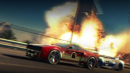 Split/Second Velocity: Das Action-Rennspiel im Videotest