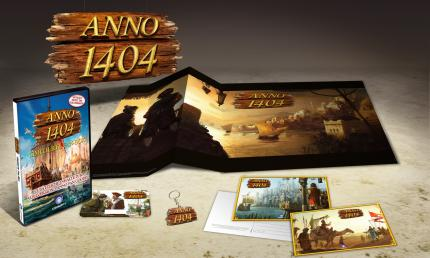 Anno 1404 Fan-Box