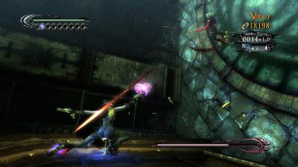 Bayonetta: Preview zum Action-Hit