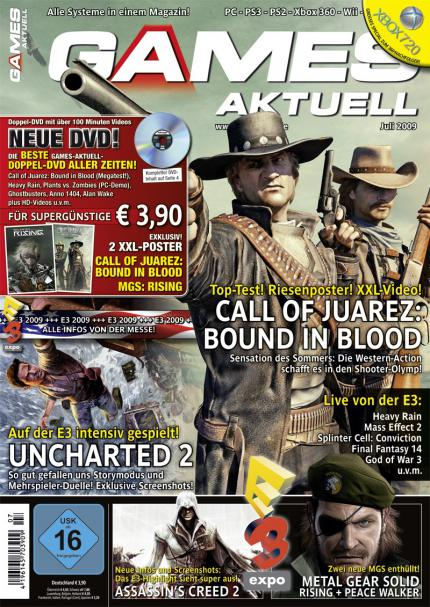 Games Aktuell 07/09: Highlight-Video zur Heft-DVD