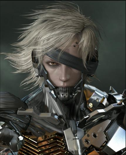 Metal Gear Solid: Rising - Raiden