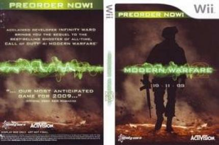Call of Duty - Modern Warfare 2: Wird es eine Wii-Version geben?!