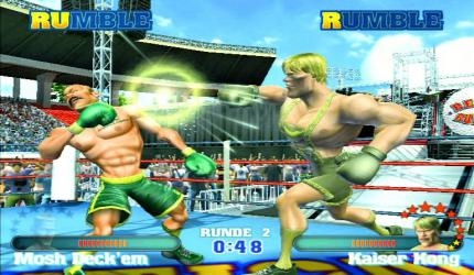 Ready 2 Rumble Revolution: Review zum Wii-Boxspiel