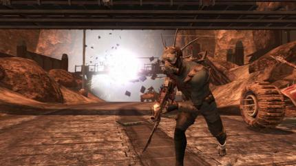 Red Faction Guerrilla: Dämonen der Badlands