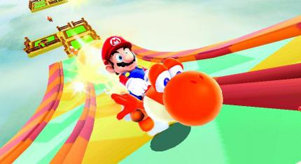 Super Mario Galaxy 2: Möglicher Release in 2010?