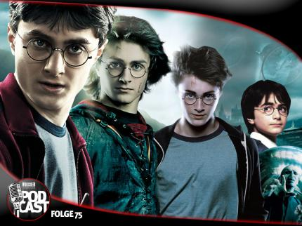 Jetzt online: WIDESCREEN Vision Podcast #75 zum Thema Harry Potter!