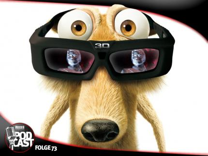 Jetzt online: WIDESCREEN Vision Podcast #73 zum Thema Ice Age 3!