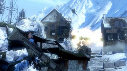 Battlefield Bad Company 2: Neues Screenshot-Material