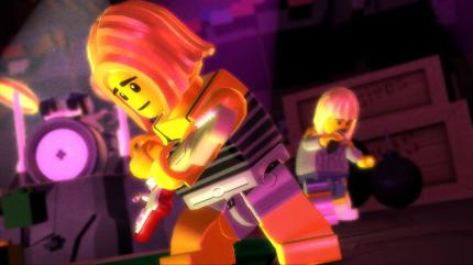 Lego Rock Band: Neue Screenshots