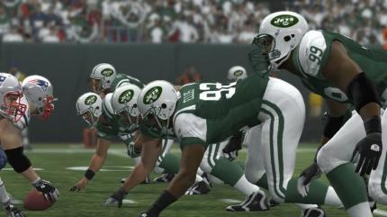 Fettes Screenshot-Update zu Madden NFL 10!