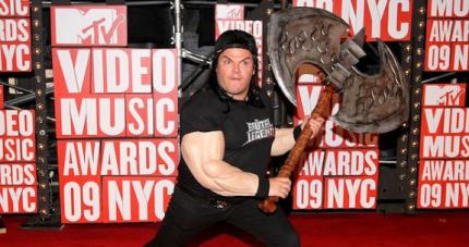 Brütal Legend Jack Black MTV Awards